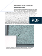 Toughened Glass - With an Achilles Heel[1]