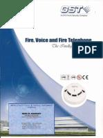Fire Alarm Catalogues