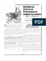 TICOM 'Zine - Issue #6