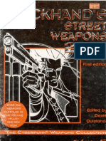 Cyberpunk 2020 - Blackhands Street Weapons