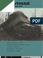 Dystonaut - Issue #1