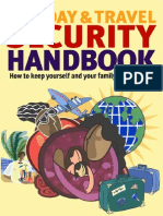 Holiday and Travel Security Handbook 1845280997