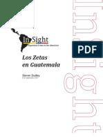 InSight Crime Los Zetas en Guatemala 11-09-08 3