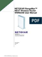 Netgear Wnr834b Wnr834bv2 Reference Manual 38cc85f
