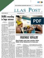 The Dallas Post 02-26-2012