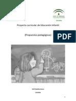 3.4.-Proyecto Curricular de E. Infantil