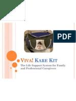 the viva kare kit ppt