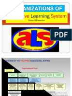 Organizations of Alternative Learning System Als 1312354186 Phpapp02 110803015128 Phpapp02