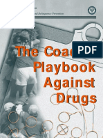 Coaches Playbook Against Drugs