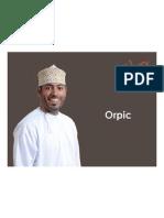 Orpic Presention MOC