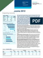 Rus Telecoms Report 2012 Otkritiye
