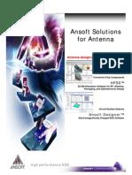 Ansoft Solutions Antenna