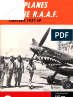 Warplanes of the Raaf Fighters 1921-1969