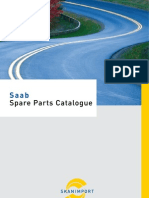 Saab Katalog en 2009