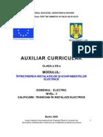 a Instalatiilor Si Echipamentelor Electrice - Electric (1)