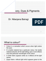 Colour Theory, Dyes & Pigments