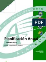 Planificacion Anual 2012