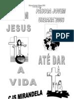 Microsoft Word - CADERNO PÁSCOA URBANA2003