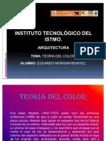 Teoría del color.. Eduardo Morgan Benitez.