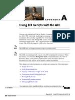 Ace Tcl Script