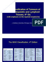 2008 WHO Revision Classification of Tumours