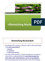 Lecture 5 - Dminishing Musharak