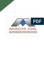 Mach Oil Brochure