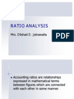 Ratio Analysis 2.1