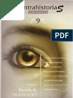 Contrahistorias, nº 09, septiembre 2007-febrero 2008