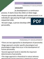 Organizational Behaviour 3