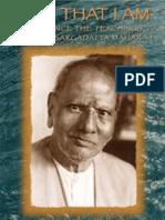 Shri Niszargadatt Maharaj - Én Az vagyok