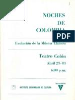 Evolucion Musica Llanera _ Pm_1983!04!23