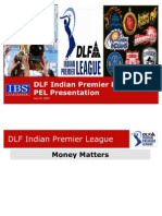 DLF Indian Premier League - A PEL Presentation