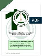 Programa academico (EOM)