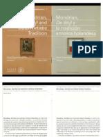 Mondrian, De Stijl y la tradición artística holandesa. Miradas cruzadas 1