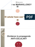 CELULARES-MUCHO CUIDADO