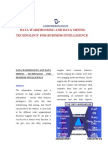 Data Warehousing and Data Mining Technology for Business Intelligence