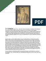 John Pickney O'Rear - Civil War Diary