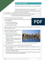 8ºano.FICHA 3- As áreas de Fixação Humana