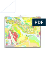 International Geological Map of the Middle East