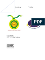 Green Marketing RM