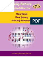 Music Theory Workshop Methods