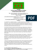 Reaction de Victoire INGABIRE sur Le Discours Inaugural de Kagame 6-09-10