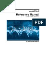 Pcdmis v42 Core Portuguese Manual