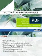 Automatas Programables Omron