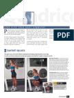 Body for Life - Leg Training