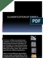 Textile Fibres Classification Ppt 1