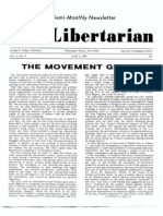 Libertarian Journal 1969-06-01