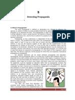 6. Detecting Propaganda