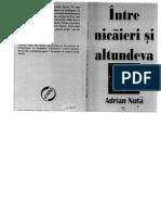 64152432 Adrian Nuta Intre Nicaieri Si Altundeva (Sinele )